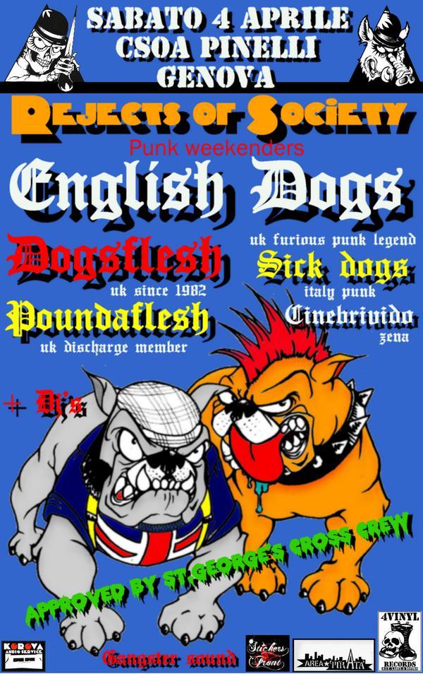 Sick Dogs al Pinelli 4 aprile 2009